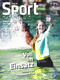 Cover Wir im Sport