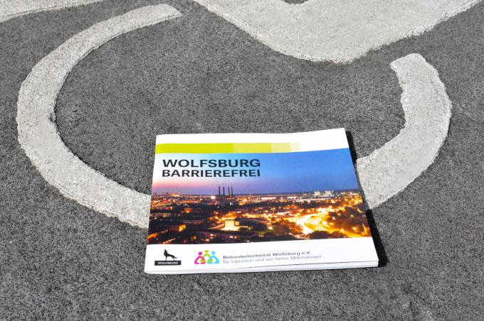 Barrierefrei Wolfsburg Cover