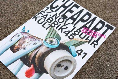 Cheapart Closeup