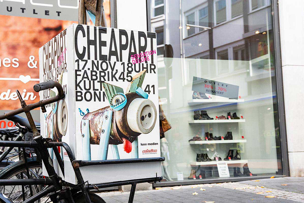 Cheapart Wand